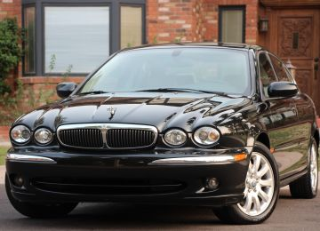 2002 JAGUAR X-TYPE 3.0 V6 AWD