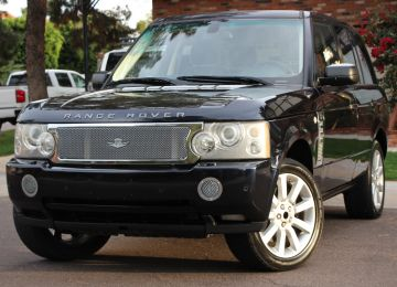 2006 RANGER ROVER SUPERCHARGED