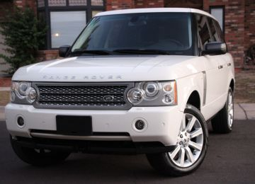 2009 RANGE ROVER HSE LUXURY