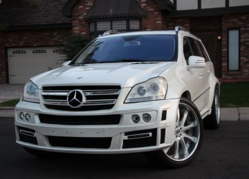 2012 MERCEDES GL550 BRABUS WIDE STAR EDITION