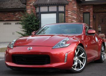 2013 NISSAN 370Z COUPE MANUAL