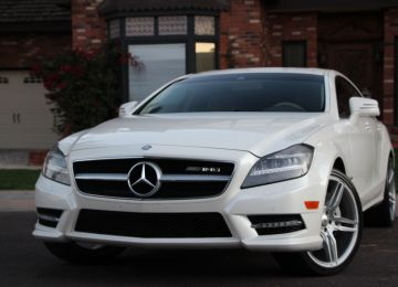 2014 MERCEDES CLS550 AMG EDITION