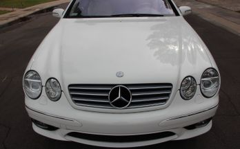 2006 MERCEDES CL500 SPORT AMG COUPE