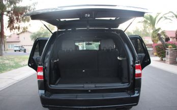 2008 LINCOLN NAVIGATOR LUXURY