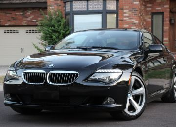 2008 BMW 650I SPORT COUPE