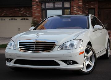 2009 MERCEDES S550 SPORT AMG