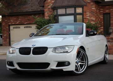 2011 BMW 335iS M-SPORT CONVERTIBLE