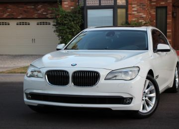 2012 BMW 750LI LUXURY
