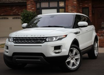 2013 RANGE ROVER EVOQUE PURE PLUS