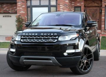 2013 RANGER ROVER EVOQUE PURE PLUS