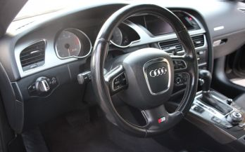 2012 AUDI S5 PREMIUM PLUS COUPE